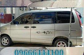 2000 Toyota Noah car van for sale.