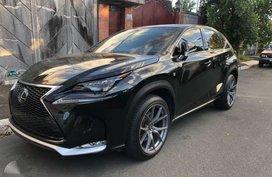2016 Lexus Nx 200t fsport FOR SALE