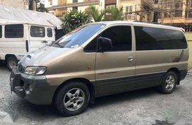 2000 Hyundai Starex SVX LOCAL FOR SALE