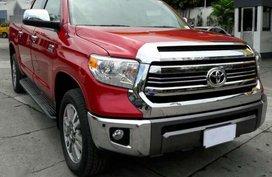 Selling brand new Toyota Tundra 2019