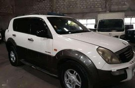 For sale Ssangyong Rexton 2002model