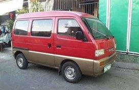 SUZUKI Multicab minivan Running good condition 2005 model