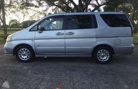 2002 Nissan Serena QRVR Limited FOR SALE