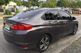 Honda City 2015 top of the line for sale