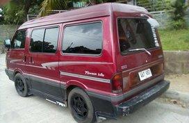 Well Kept Mazda Power Van for sale