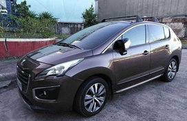 2015 Peugeot 3008 AT Diesel - Automobilico SM City BF
