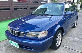 2001 Toyota Corolla Gli for sale
