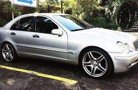 2000 Mercedes Benz C-Klasse C200 Kompressor FOR SALE
