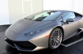 Lamborghini Huracan 2016 for sale