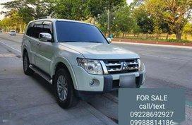 2007 Mitsubishi Pajero BK matic Diesel for sale