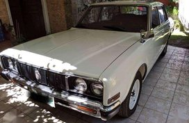 1970 Toyota Crown pearl white color fresh