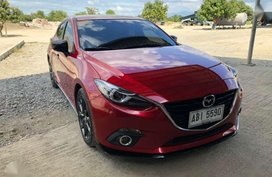 Mazda 3 AT 2.0 top of the line 2015 for sale