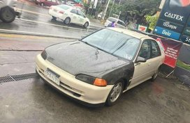 Honda Civic Esi (1994 model) D16A vtec engine