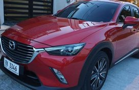 2017 MAZDA Cx3 top of the line
