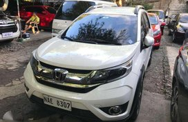 2017 HONDA BR V automatic for sale