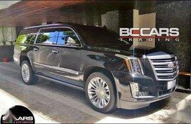 2016 Cadillac Escalade Long Wheel base FOR SALE