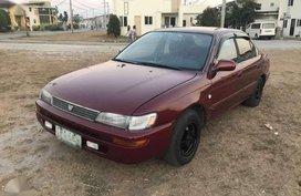 Toyota Corolla gli bigbody 1991 FOR SALE