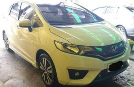 Honda Jazz 2016 Acquired Top of the Line AT Financing Accepted