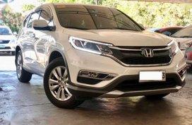 2017 Honda CRV 4x2 20 Gas Automatic ALMOST NEW