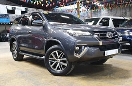 2018 Toyota Fortuner 2.4 V 4X2 Diesel Automatic