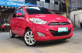 2013 HYUNDAI i10 1.1 GAS AT  for sale