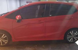 Honda Jazz 2016 Red for sale