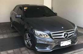 Mercedes Benz 2015 E 250 Diesel CDI for sale