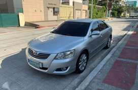 2007 Toyota Camry Silver Top of the line