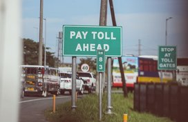 Increased toll fees applied for popular expressways in the Philippines in 2019