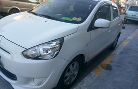 For sale Mitsubishi Mirage hatchback 2015 glx