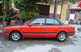 RUSH!! RUSH!! MAZDA Familia 323 1997 Model