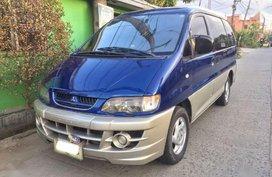 2003 Mitsubishi Spacegear Local Version 9-10 seater MPV Van