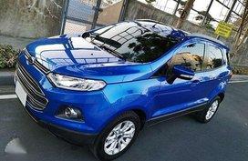 Ford Ecosport 2017 Titanium Top of the line