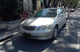 2004 Toyota Camry 2.4V Automatic for sale