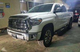2019 Toyota Tundra 1794 Edition New Look