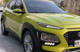 2019 Hyundai KONA Top of The Line A/t 1st Owned