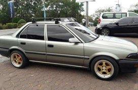 Toyota Corolla 1991 model good running condition