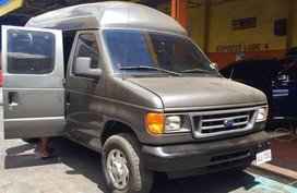 2006 Ford E250 FOR SALE