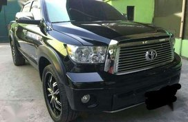 Toyota Tundra 2012 4x4 Platinum Edition FOR SALE