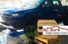 2019 Ford Ranger Raptor 2.0 Biturbo 4x4 AT Cmap Ok w GC Sure