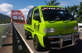 Green Suzuki Multi-Cab 2018 Truck for sale in Cebu