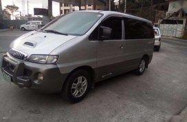 Hyundai Starex SVX 2000 A/T Turbo Diesel