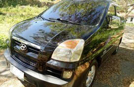 2005 Hyundai Starex crdi turbo diesel local unit first owned cebu plate