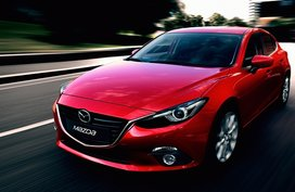Art in Motion: Let's admire the all-new Mazda 3 2019