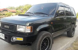 2020 Isuzu Trooper 4x4 diesel manual trans for sale