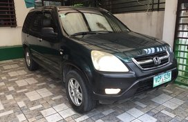 Honda CR-V A/T Model 2002 for sale
