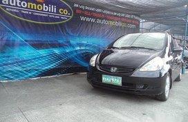 2006 Honda Fit Gasoline Automatic