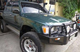 1996 Toyota Hilux LN106 4X4 Low Mileage 2 units available Swap Trade