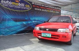 2006 TOYOTA STARLET PRICE: Php 278,000
