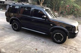 For sale Ford Everest 4x2 black 2005